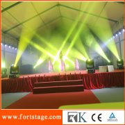 wedding stage lighting truss